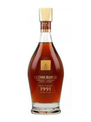 1991 Glenmorangie Grand Vintage Single Malt 700ml Scotch Whisky