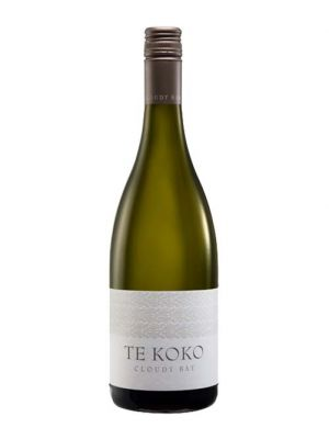 2014 Cloudy Bay Te Koko Sauvignon Blanc, Marlborough