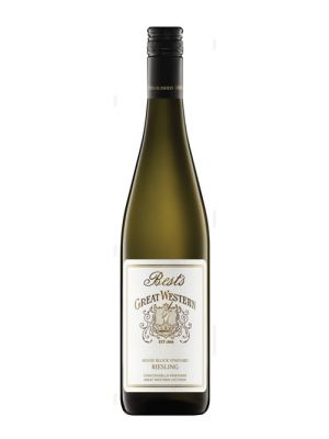 2013 Best's Great Western House Block Riesling, Great Western
