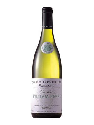 2013 William Fevre Vaillons Chablis Premier Cru