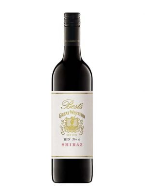 2016 Best's Bin 0 Shiraz, Great Western