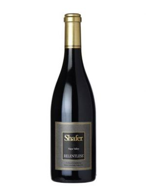 2016 Shafer Relentless Syrah, Napa Valley