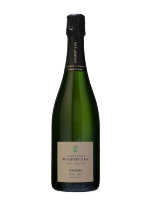 Agrapart & Fils Terroirs Blanc de Blancs Grand Cru NV Extra Brut, Champagne