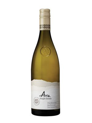 2017 Ara Single Estate Chardonnay, Marlborough