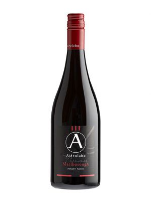 2014 Astrolabe Province Pinot Noir, Marlborough