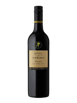 2015 Battle of Bosworth Puritan Shiraz [No Added Preservative], McLaren Vale