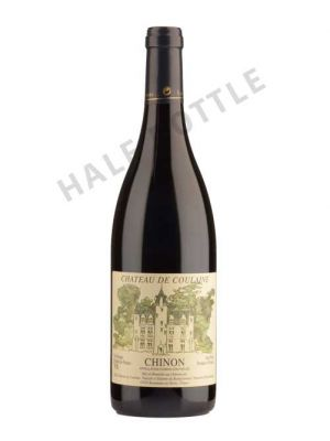 2017 Ch de Coulaine Chinon 375ml, Loire Valley