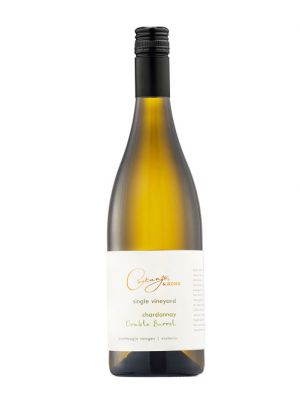 2015 Costanzo & Sons Double Barrel Chardonnay, Strathbogie Ranges