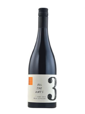 2019 Dirty Three All the Dirts Pinot Noir, South Gippsland