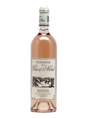 2017 Domaine du Gros Nore Bandol Rose, Provence