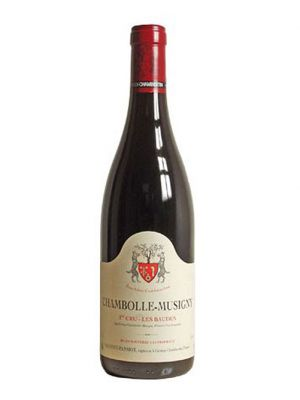 2014 Geantet-Pansiot Chambolle Musigny 1er Cru Le Baudes, Cote de Nuits, Burgundy