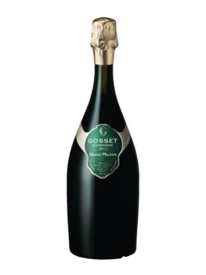 2006 Gosset Grand Millesime, Epernay, Reims