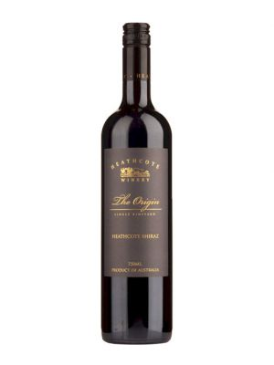 2013 Heathcote Winery The Origin Shiraz, Heathcote