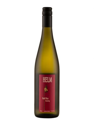 2018 Helm Half Dry Riesling, Canberra District