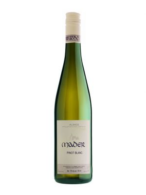 2015 Jean-Luc Mader Pinot Blanc, Alsace, France