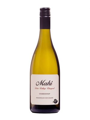 2015 Mahi Twin Valleys Chardonnay Wairau Valley Marlborough