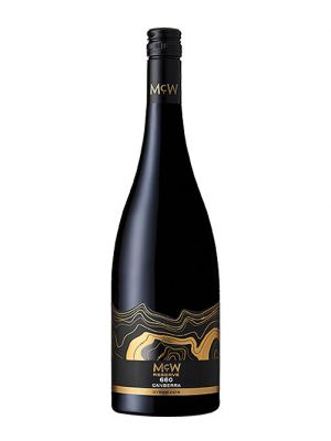 2017 McW 660 Canberra Reserve Syrah, Canberra