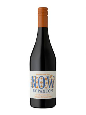 2016 Paxton Now Preservative Free Shiraz Biodynamic, McLaren Vale