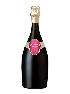 Gosset Grand Rosé NV, Epernay, Reims