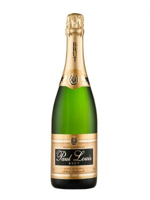Paul Louis Sparkling Blanc de Blancs NV, Loire Valley