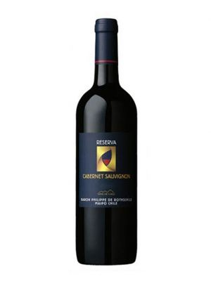 2014 Philippe De Rothschild Reserva, Central Valley CHILE