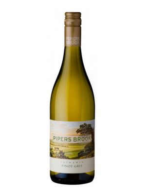 2018 Pipers Brook Pinot Gris, Pipers River