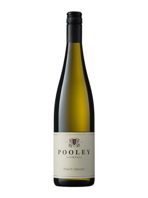 2018 Pooley Pinot Grigio, Coal River, Tasmania