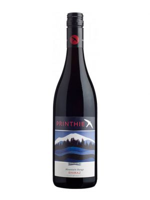 2013 Printhie Mountain Range Shiraz Orange