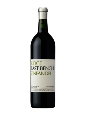 2017 Ridge Estate East Bench Zinfandel, Sonoma, California
