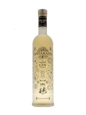 Santamania Reserva Dry Gin 700ml, Madrid