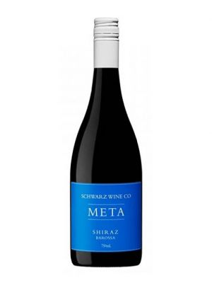 2017 Schwarz Wine Co Meta Shiraz, Barossa Valley