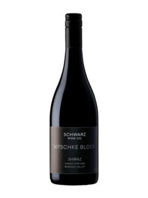 2017 Schwarz Wine Co Nitschke Block Shiraz, Barossa Valley