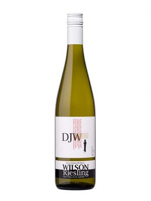 2016 The Wilson Vineyard DJW Riesling, Clare Valley