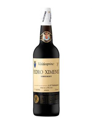 Valdespino Pedro Ximenez Yellow Label NV, Jerez