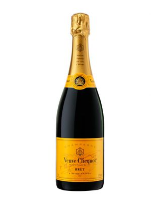 Veuve Clicquot Brut Yellow Label, Reims