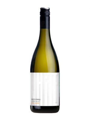 2015 White Stripes Pinot Grigio, Alpine Valley