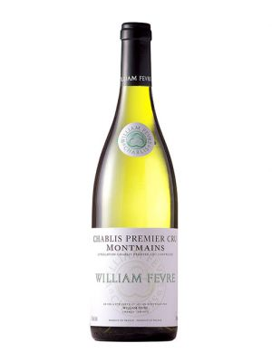 2015 William Fevre Chablis Premier Cru Montmains