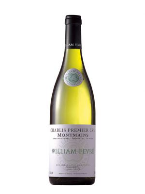 2014 William Fevre Chablis Premier Cru Montmains, Burgundy