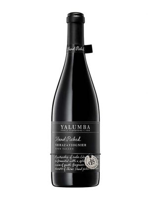 2012 Yalumba Hand Picked Shiraz Viognier, Eden Valley