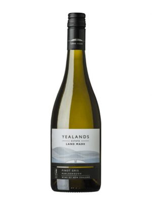 2015 Yealands Land Made Pinot Gris, Awatere Valley Malrborough